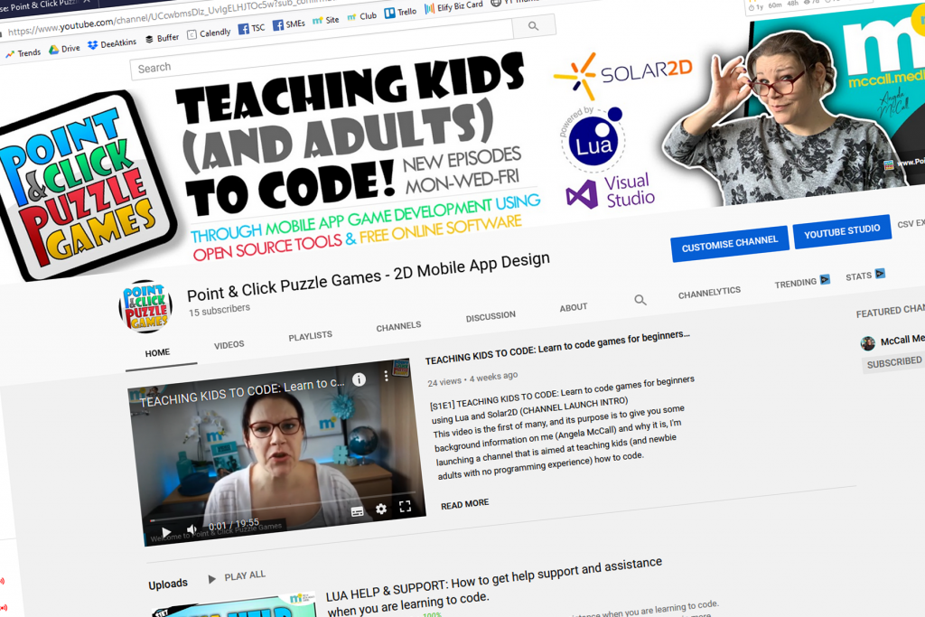 About Teaching Kids to Code